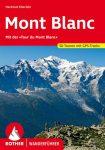 Mont Blanc (Mit der Tour du Mont Blanc) - RO 4077