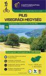 Pilis és Visegrádi-hegység turistatérkép - Cartographia