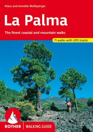 La Palma (The finest coastal and mountain walks) - RO 4808