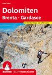 Klettersteige Dolomiten (Brenta und Gardseebergen) - Rother - 3096