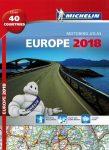 Európa atlasz 2017 - Michelin