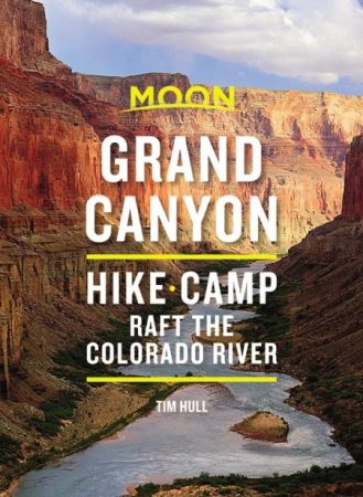 Grand Canyon - Moon