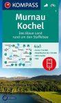 WK 7 - Murnau - Kochel turistatérkép - KOMPASS