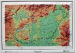 Magyarország dombortérképe - HM