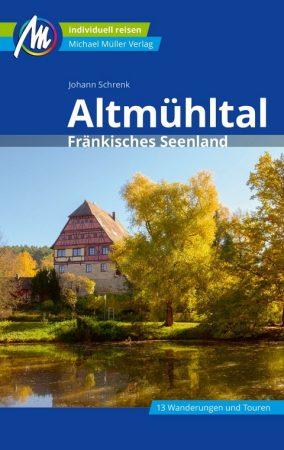 Altmühltal und Fränkisches Seenland Reisebücher - MM