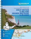 Nagy-Britannia és Írország atlasz - Michelin