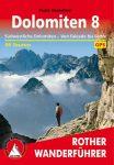 Dolomiten 8 (Südwestliche Dolomiten – Von Falcade bis Feltre) - RO 4524