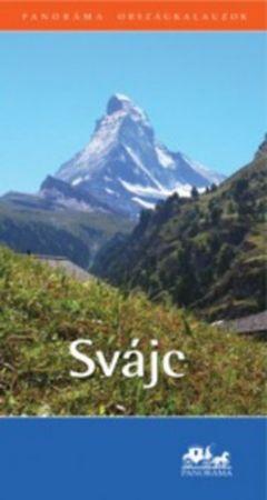 Svájc útikönyv - Panoráma