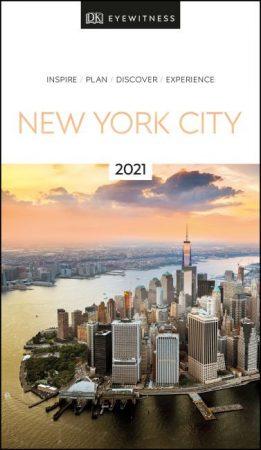 New York City Eyewitness Travel Guide