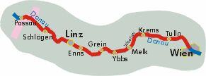 duna menti kerékpárút térkép Danube Bike Trail 2 (Duna menti kerékpárút)   Esterbauer  duna menti kerékpárút térkép