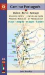 Camino Portugues Maps 2018 (Lisboa - Porto - Santiago) - Findhorn Press