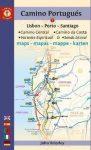 Camino Portugues Maps 2020 (Lisboa - Porto - Santiago) - Findhorn Press