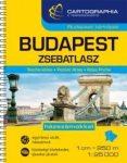 Budapest zsebatlasz - Cartographia