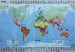 A Föld politikai falitérképe - Michelin
