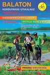 Balaton kerékpáros turistaatlasz és útikalauz - Frigoria