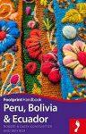 Peru, Bolivia & Ecuador - Footprint