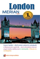London útikönyv - Merian live!