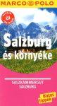 Salzburg és környéke útikönyv - Marco Polo
