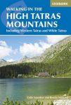Walking in the High Tatras Mountans - Cicerone Press
