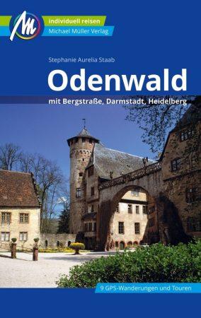Odenwald (mit Bergstraße, Darmstadt, Heidelberg) Reisebücher - MM
