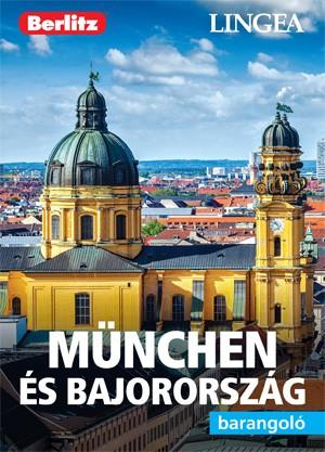 München és Bajorország (Barangoló) útikönyv - Berlitz