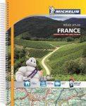 Franciaország atlasz (A4) - Michelin