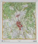 Eger dombortérképe - HM