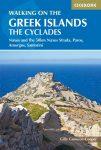 Walking on the Greek Islands (the Cyclades) - Ciserone Press