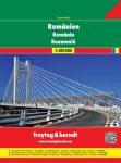 Románia és Moldova szuperatlasz - f&b ROMO SP