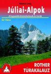 Júliai-Alpok túrakalauz - Rother