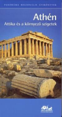Athén útikönyv - Panoráma