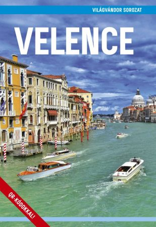 Velence útikönyv - VilágVándor