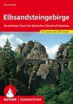 Elbsandsteingebirge (Die schönsten Touren der Sächsischen Schweiz mit Malerweg) - RO 4191