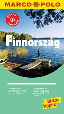 Finnország útikönyv - Marco Polo
