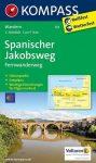WK 133 Spanischer Jakobsweg - KOMPASS