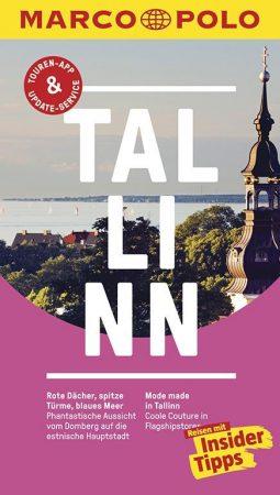 Tallinn - Marco Polo Reiseführer