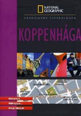 Koppenhága zsebkalauz - National Geographic