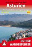 Asturien (Die schönsten Küsten- und Bergwanderungen) - RO 4526