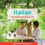 Italian Phrasebook + Audio CD - Lonely Planet
