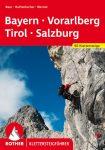 Klettersteige: Bayern - Vorarlberg - Tirol - Salzburg - RO 3094