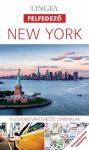 New York  útikönyv - Lingea
