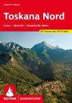 Toskana Nord (Florenz – Apennin – Apuanische Alpen) - RO 4115
