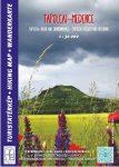 Tapolcai kistérség turistatérkép (Művészetek völgye) - Térképskála