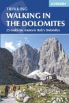 Walking in the Dolomites - Cicerone Press