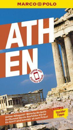 Athen - Marco Polo Reiseführer