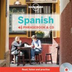 Spanish Phrasebook + Audio CD - Lonely Planet