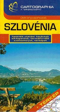 Szlovénia útikönyv - Cartographia