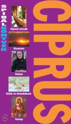 Ciprus útikönyv - Spirálkönyv
