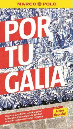 Portugália útikönyv - Marco Polo