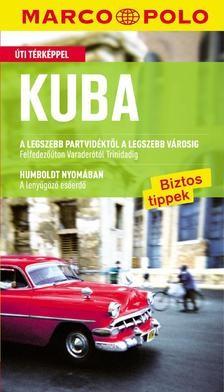 Kuba útikönyv - Marco Polo